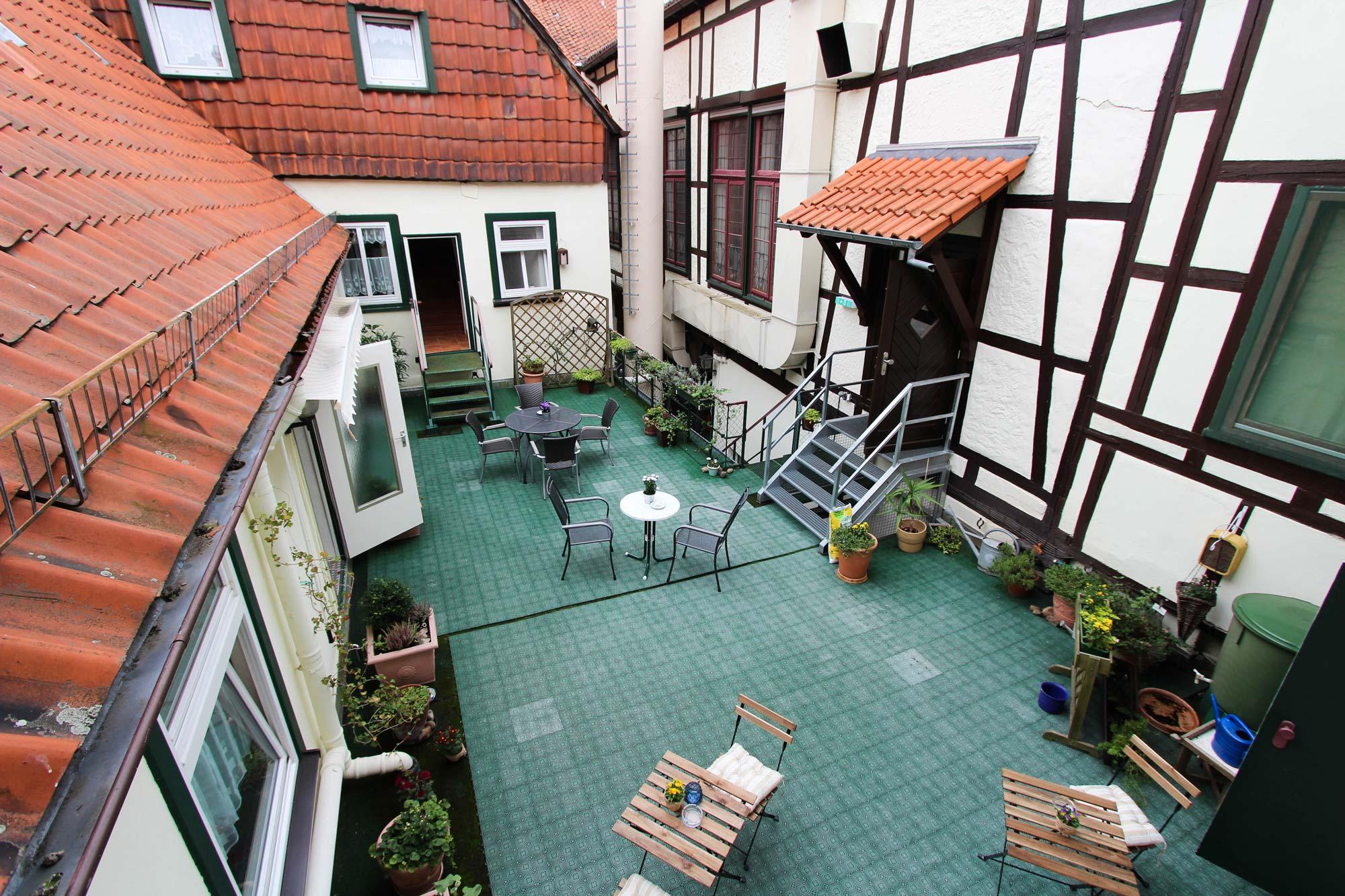 Hotel Deutsches Haus Northeim Ihr ruhiges Stadthotel